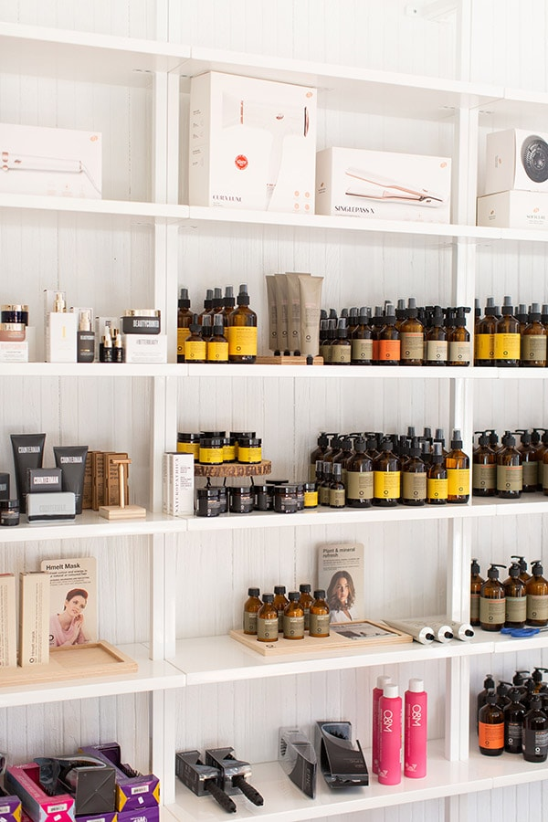 Products in the Shop