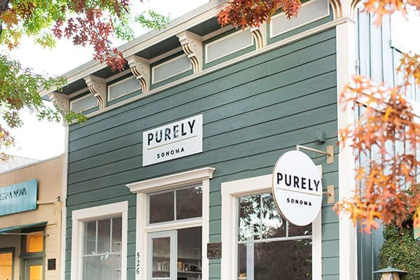 Purely Sonoma Salon